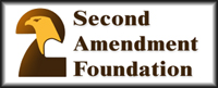 Second Amendment Foundation banner.